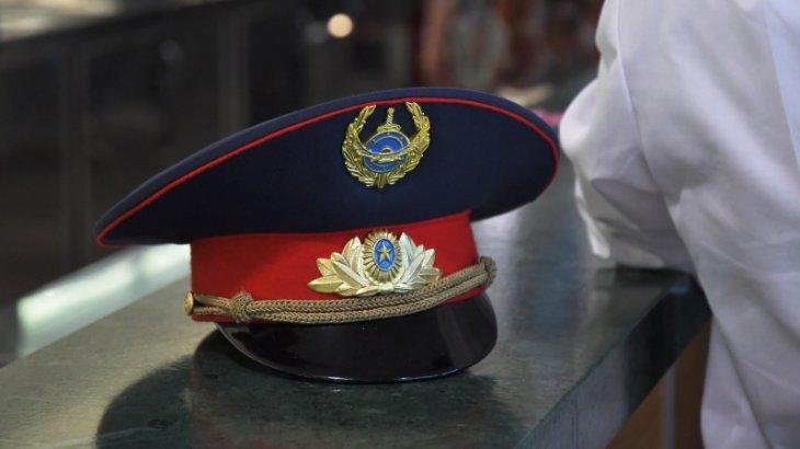 Алматы облысында 5 полицей сотталды