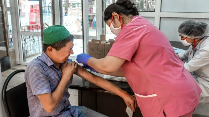 «Күн санап өсіп жатыр»: Өзбекстанда коронавирус өрши түсті