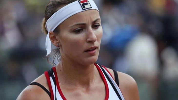 Олимпиадаға барған үшінші теннисші қызымыз жарыстан бас тартты