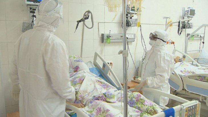 Елімізде бір күнде 90 адам коронавирус пен пневмониядан көз жұмды