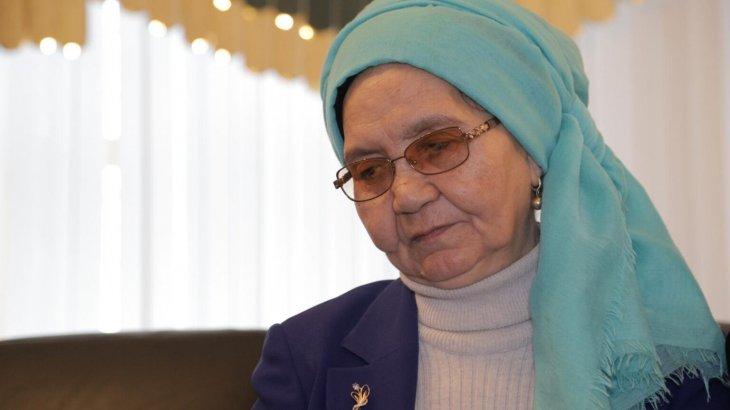 «Президентті мақтаңыз» деді. Бас тарттым» - Зейнеп Ахметова