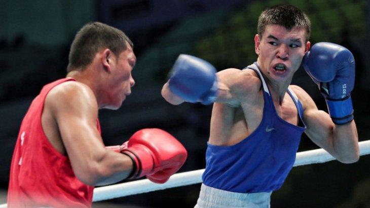 «Қазақ салмағында шыққан»: Абылайхан Жүсіпов Токио Олимпиадасында жеңіліп қалды