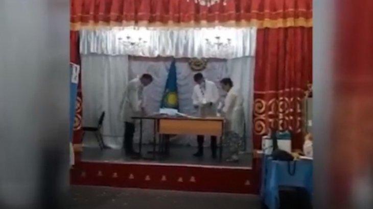 Қарағанды облысында ауыл тұрғындары танымайтын үміткер әкім болды