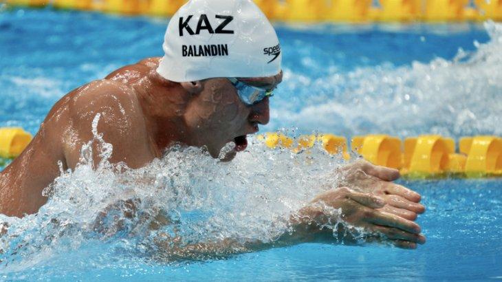 Токио-2020: Дмитрий Баландин жартылай финалға шықты