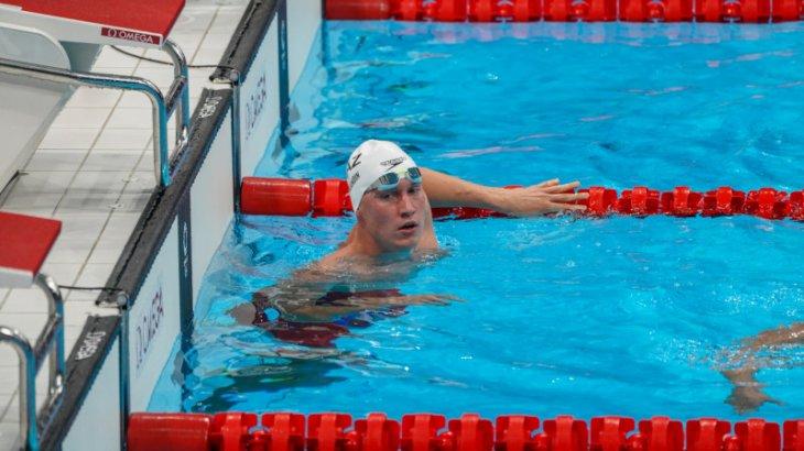 Дмитрий Баландин Токио Олимпиадасының финалына шыға алмады