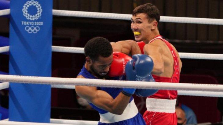 Токио-2020: Серік Теміржанов Олимпиада ойындарымен қош айтысты