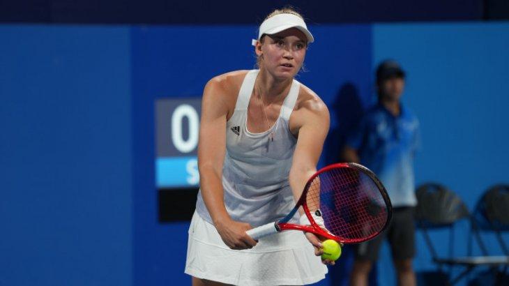 Токио-2020: Теннисші Елена Рыбакина жартылай финалға шықты