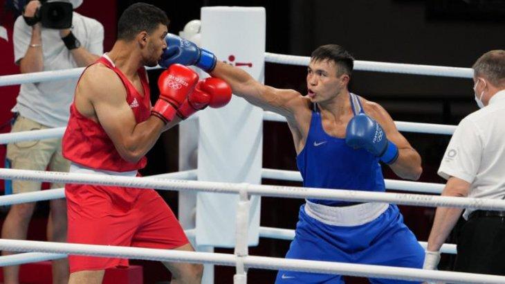 Қамшыбек Қоңқабаев ширек финалға өтті