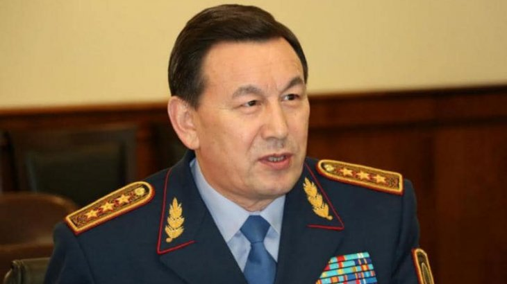 Қалмұханбет Қасымов отставкаға кетті