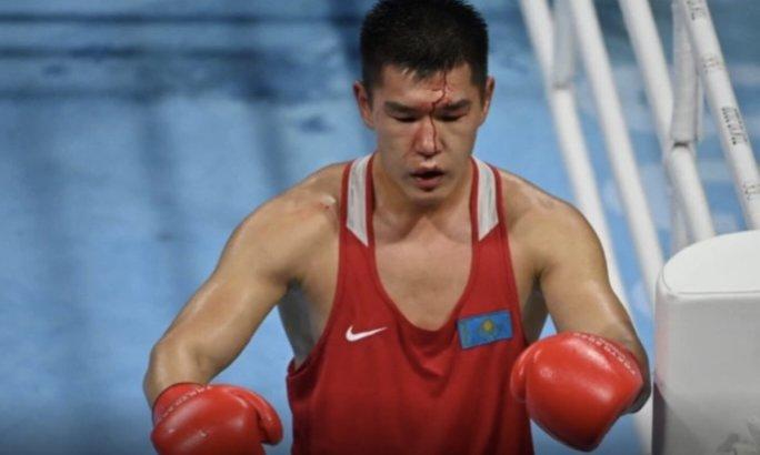 «Мақсатымызға жете алмадық»: Олимпиадада жеңіліп қалған боксшы жазба жариялады