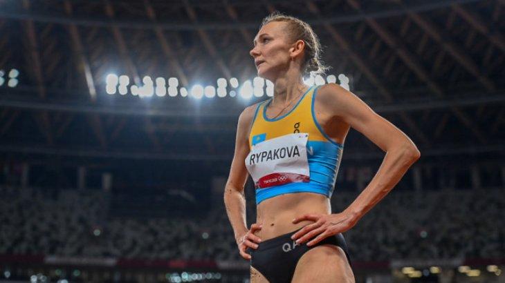 Ольга Рыпакова алғаш рет Олимпиада жүлдесін ала алмады