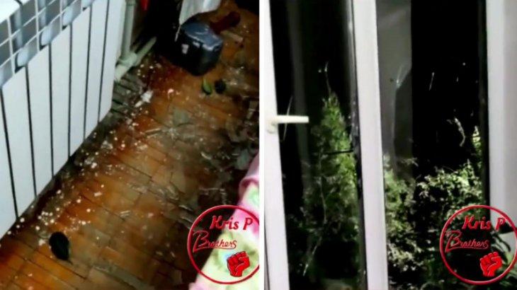 «5 көлікті балғамен қиратқан»: Түн ішінде бұзақылық жасаған алматылық тұрғын ұсталды