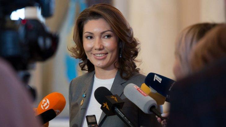 Назарбаевтың қызы алғашқы кітабында не туралы жазған?