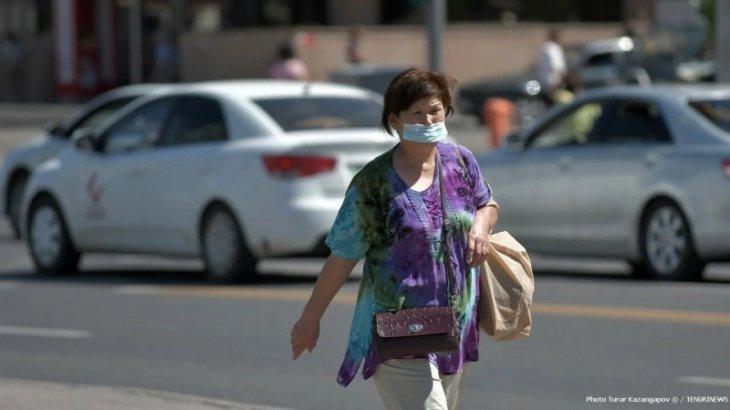 Жаңа антирекорд: Өткен тәулікте Қазақстанда 7 803 адамнан коронавирус анықталды