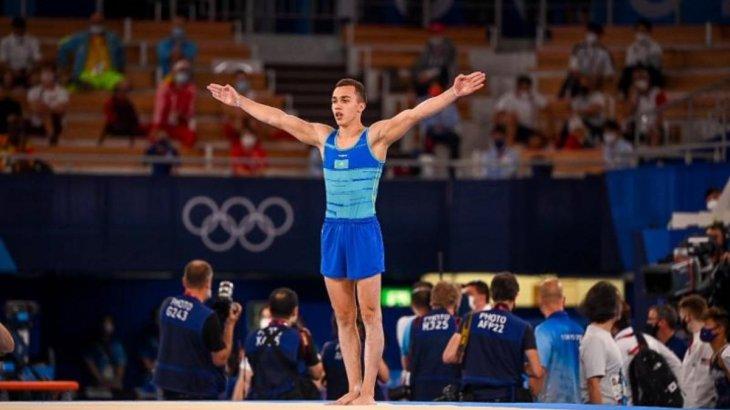 Милад Карими спорттық гимнастикадан Токио Олимпиадасының үздік бестігіне енді