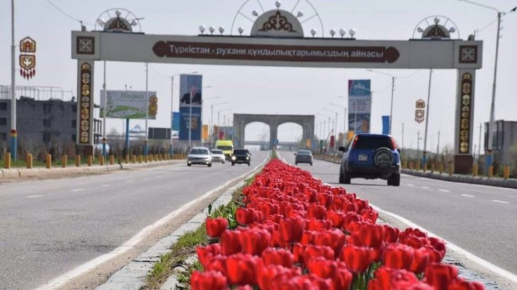 Түркістан қайтадан «сары» аймаққа оралды