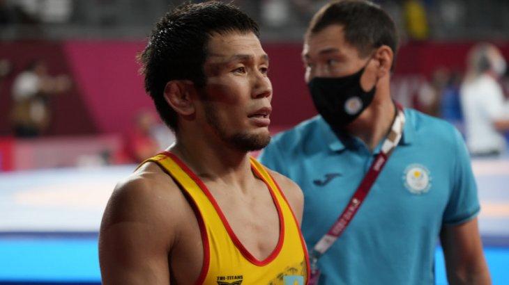 Токио Олимпиадасы: балуан Нұрислам Санаев жартылай финалда сүрінді
