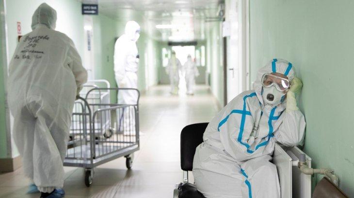 Елімізде бір тәулікте 7769 адамнан коронавирус анықталды
