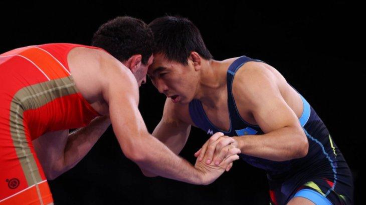 Балуан Данияр Қайсанов та Олимпиада жүлдесінен қағылды