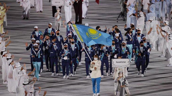 «Алтын» да, «күміс» те жоқ: Қазақстан Токио Олимпиадасын 8 медальмен аяқтады