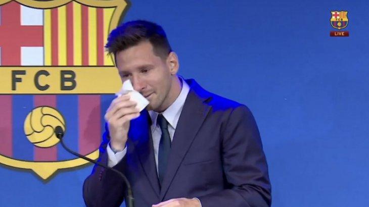 «Барселона» президенті Месси қай клубқа ауысатынын мәлімдеді