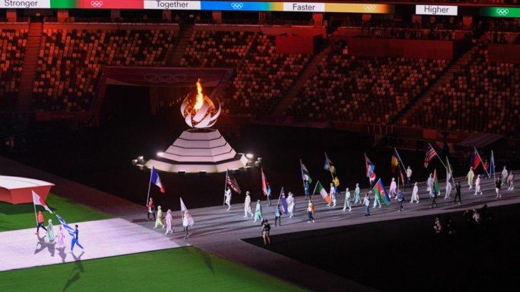 Токио олимпиадасы ресми түрде жабылды