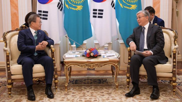 Тоқаев ресми сапармен Оңтүстік Кореяға барады