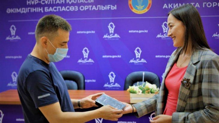 Астанада вакцина алғандар арасында екі бөлмелі пәтер ойнатпақ