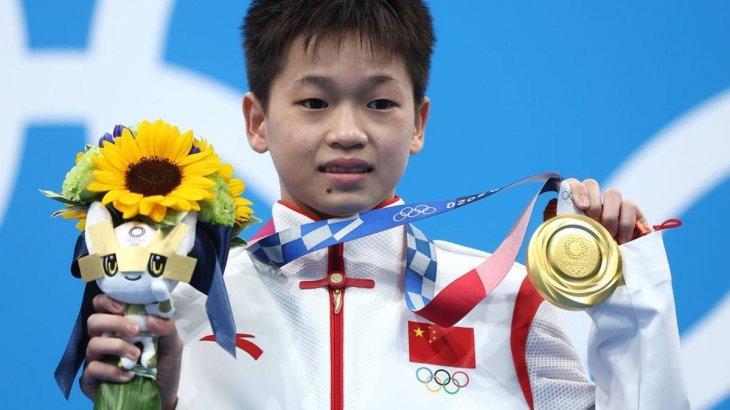 14 жастағы Олимпиада чемпионы 17 млрд теңге сыйақыдан бас тартты