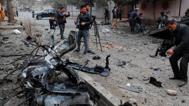Содырлар Ауғанстан астанасы Кабулға таяп қалды (видео)
