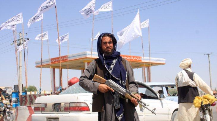 Ел астанасы Кабул тәліптердің қолына өтті