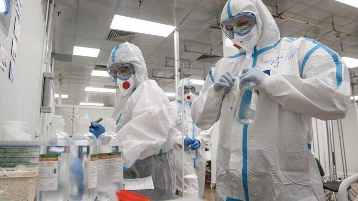 Елімізде бір тәулікте 7217 адам коронавирус жұқтырған