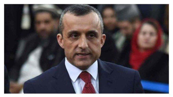 Ауғанстанның вице-президенті өзін президент жариялап, тәліптермен күреске шақырды