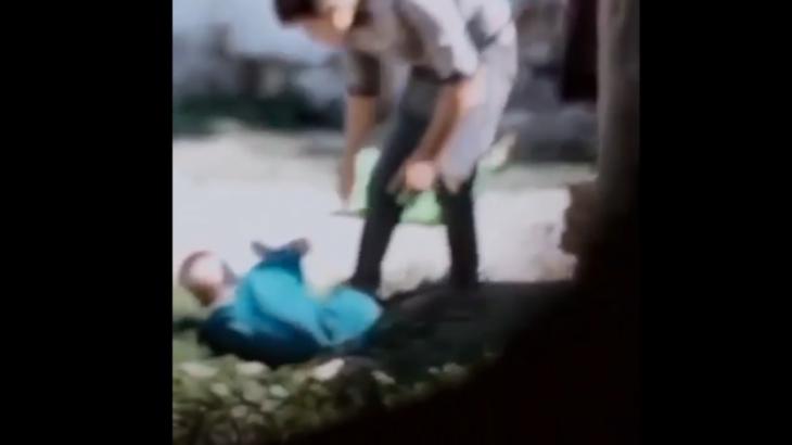 9 жастағы баланы қинап, кірпіш көтерткендердің видеосы жарияланды
