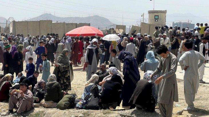 Қазақстан Ауғанстаннан 15 қырғызстандықты эвакуациялауға көмектесті