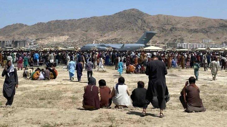 «Ауғанстан азаматтары елден кету үшін өздерін этникалық қазақпыз деп таныстыруда» - СІМ
