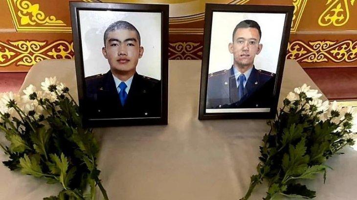 Алматы облысында 21 және 23 жастағы екі полицей жол апатынан мерт болды