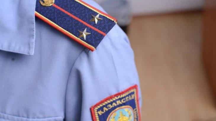 Алматыда 21 және 23 жастағы полицейлер жантүршігерлік апаттан мерт болды