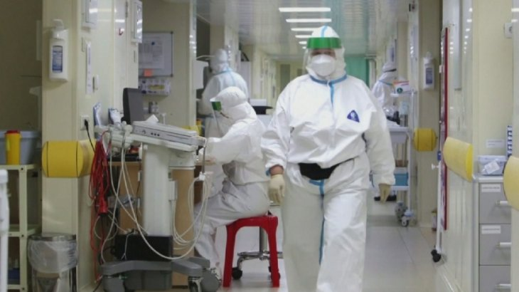 Елімізде коронавирус пен пневмониядан бір тәулікте 163 адам көз жұмды