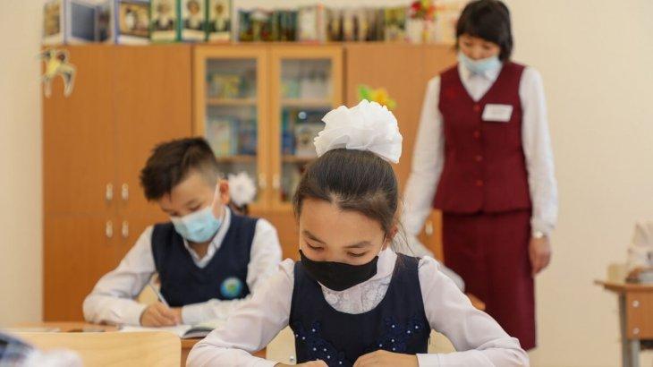 Елімізде оқушылар мен студенттерге маска тағу міндеттеле ме?