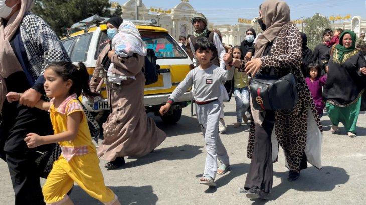 Талибан балалар мен қарттарды қалқан ретінде пайдаланды деп айыпталды