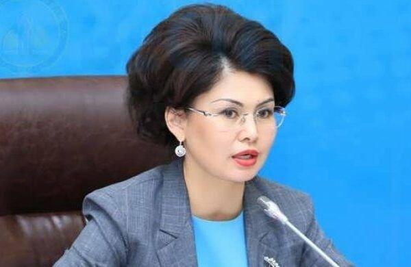 «Кінәлілер жауапқа тартылсын»: Аида Балаева әкімдікте болған жайтқа пікір білдірді