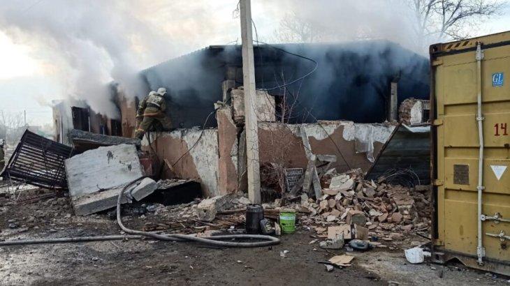Жамбыл облысындағы жарылыстан қаза тапқандар саны 14-ке жетті