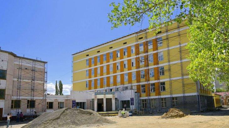 Павлодардағы алты мектеп оқу жылына дайын емес