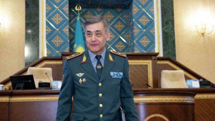 Тоқаев Қорғаныс министрінің отставкаға кету жөніндегі өтінішін қабылдады