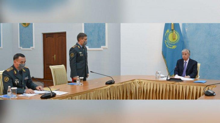 Бұрынғы министр Ермекбаев Тоқаев пен қазақстандықтардан кешірім сұрады (ВИДЕО)