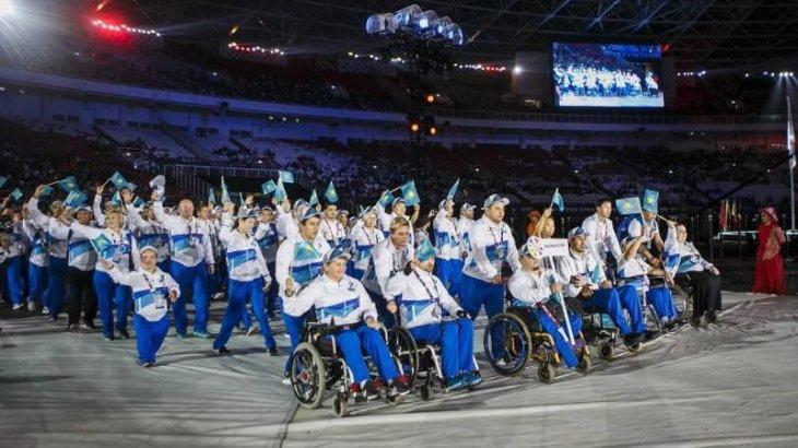 Тоқаев Паралимпиада чемпиондарын «Барыс», «Парасат» және «Құрмет» ордендерімен марапаттады