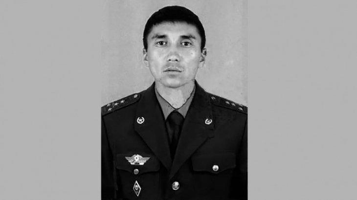Жамбыл облысындағы жарылыста зардап шеккен әскери қайтыс болды
