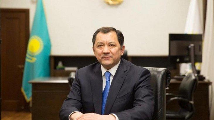 Нұрлан Ноғаев Маңғыстау облысының әкімі болып тағайындалды