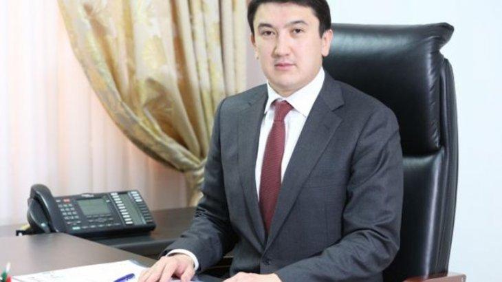 Мағзұм Мырзағалиев Энергетика министрі болып тағайындалды